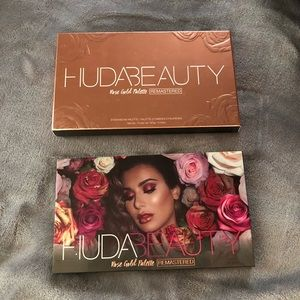 HUDABEAUTY Rose Gold Remastered LIMITED EDITION🌟